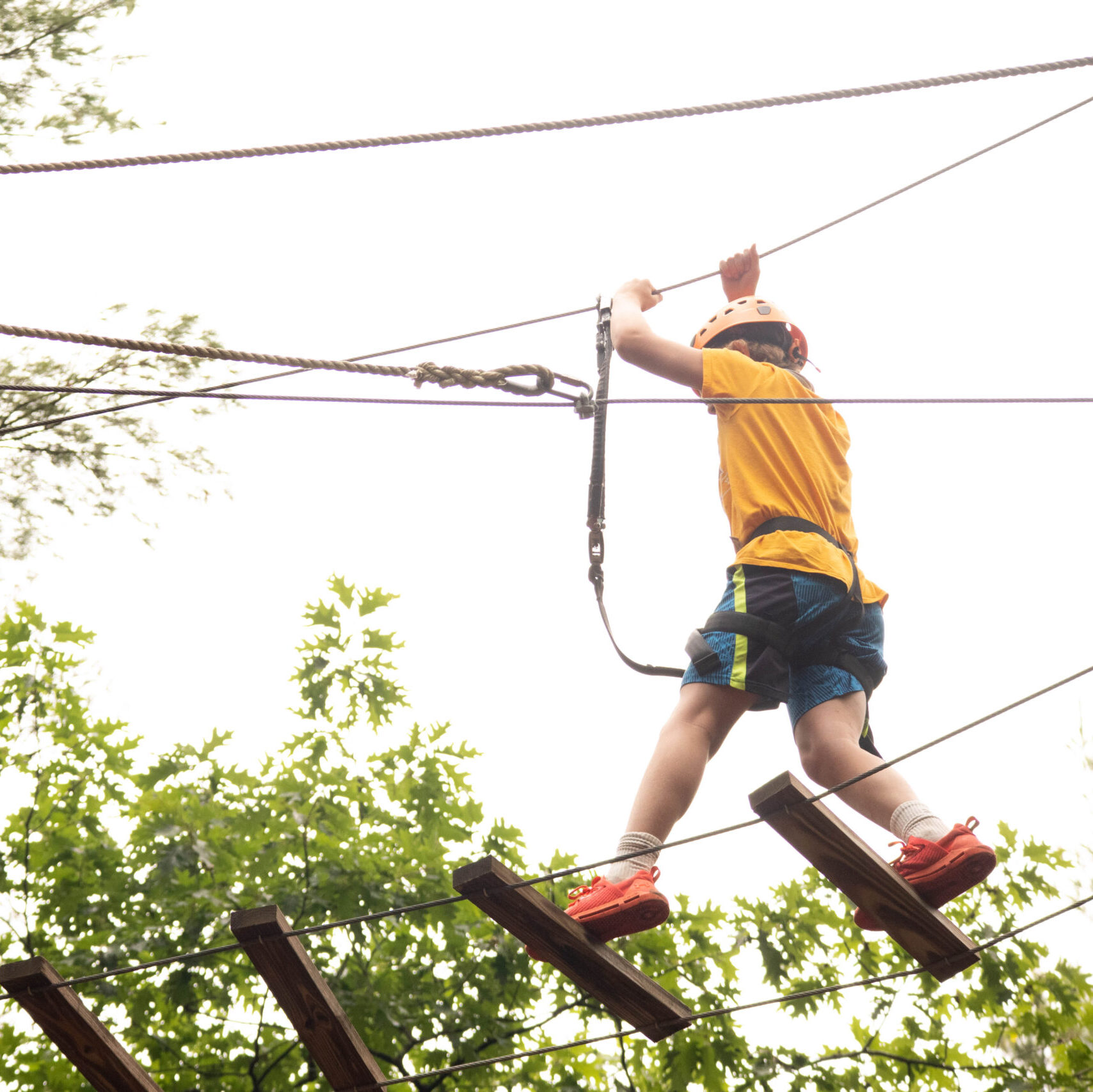 Ropes Course & Giant Swing